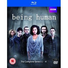 Being Human - Series 1-4 Box Set [Blu-ray][Region Free]